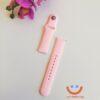 силиконова каишка 20mm за смарт часовник розова