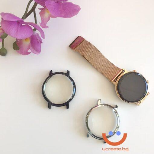 силиконов протектор за смарт часовник huawei gt2 42mm