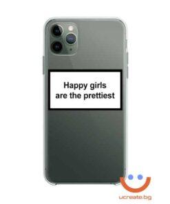 Happy girls are the prettiest