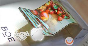 iPhone 12 ще бъде с OLED дисплей от BOE заради пръстовият отпечатък в екрана
