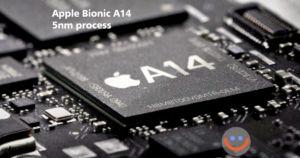 iPhone 12 TSMC A14 Bionic Chip