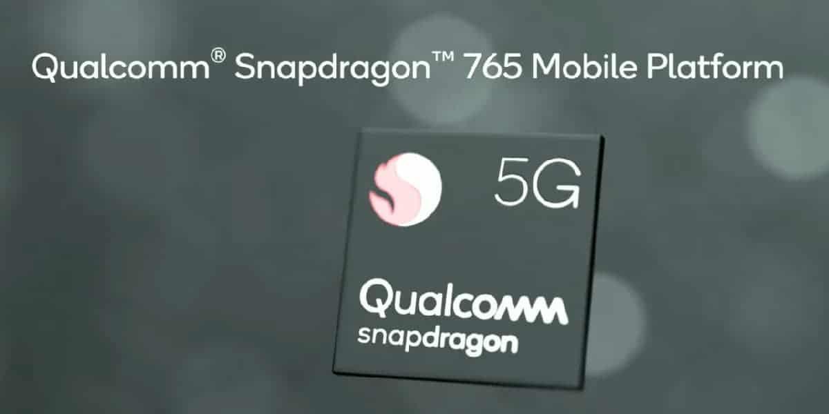 Qualcomm Snapdragon 765 5G ucreate