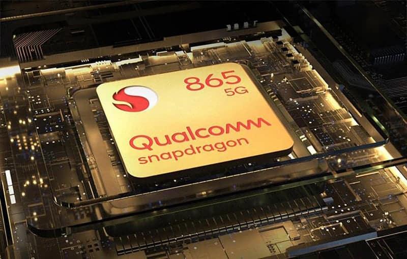 qualcomm Snapdragon 865 5G ucreate