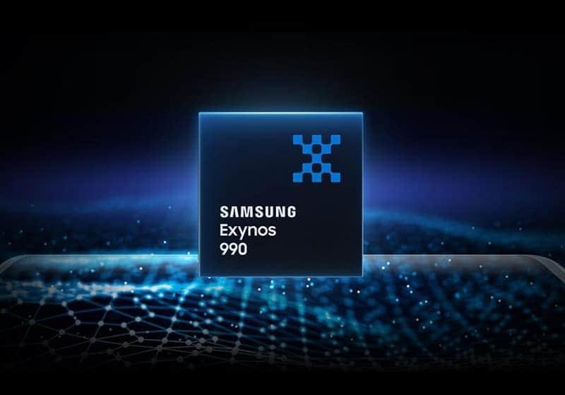 Samsung Exynos 990 ucreate