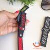 каишка за дамски смарт часовник huawei gt2 42mm червена