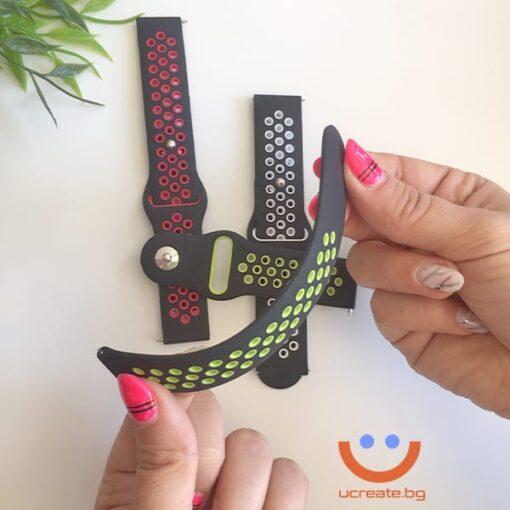 каишка за дамски смарт часовник huawei gt2 42mm
