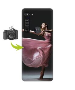 кейс със снимка за Motorola Edge