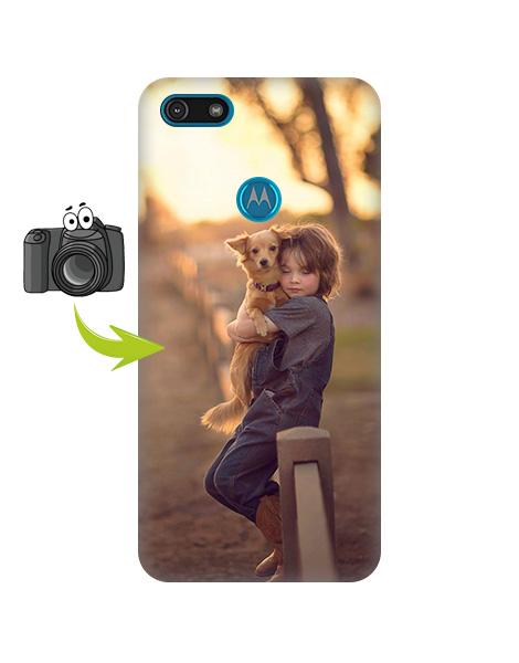 кейс със снимка за Motorola Moto E6 Play