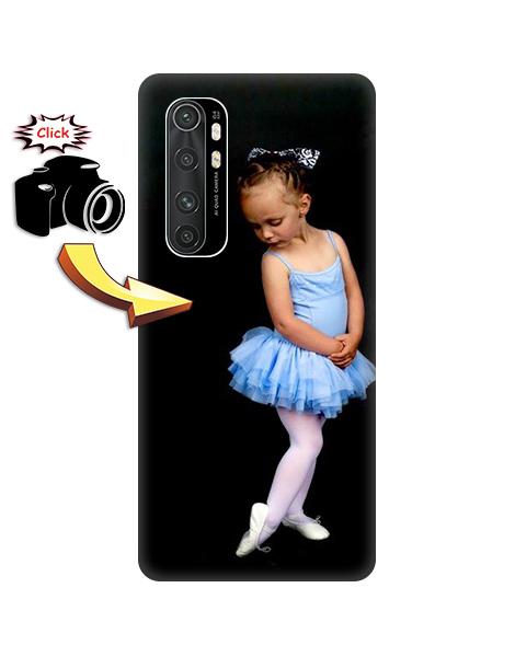 направи си кейс със снимка за Mi Note 10 Lite