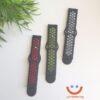 спортна силиконова каишка за дамски смарт часовник huawei gt2 42mm