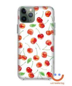 силиконов кейс cherry case ucreate