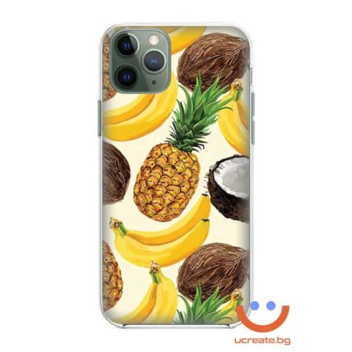 силиконов кейс Exotic Summer Fruits ucreate