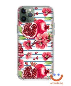 силиконов кейс Fruits and Flowers ucreate