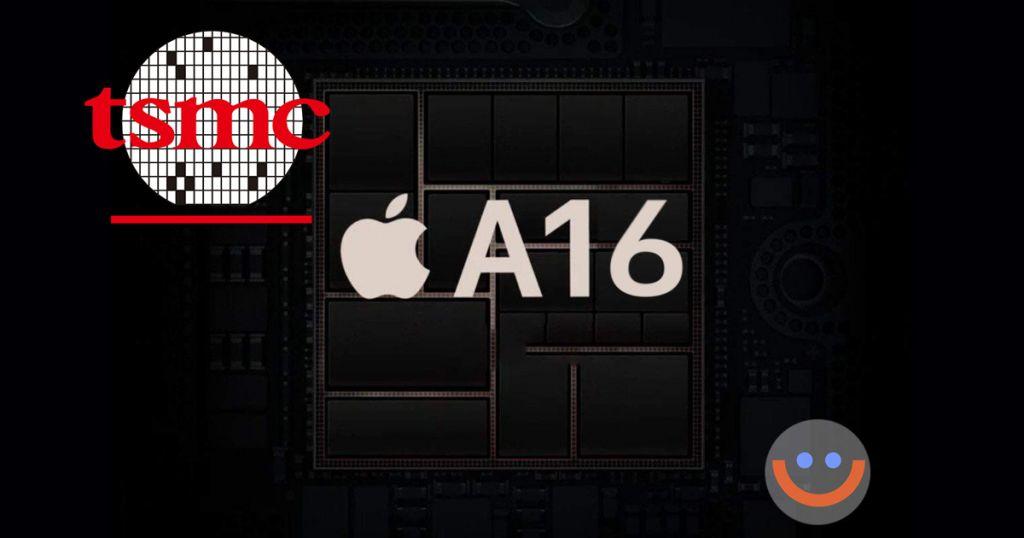 TSMC вече разработва Apple A16 чипсети за iPhone и iPads