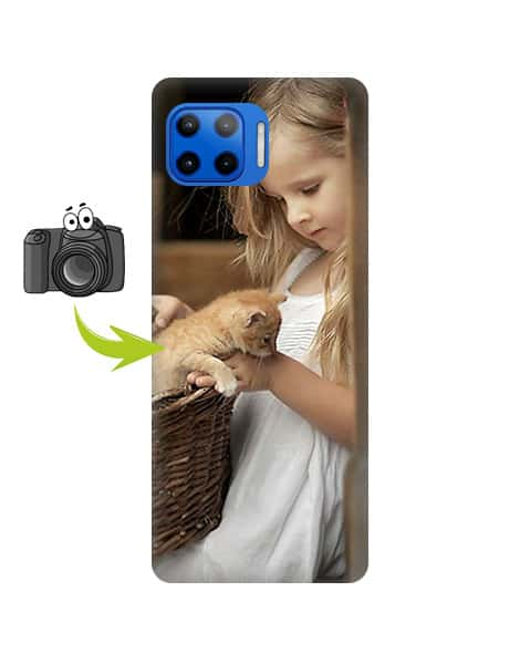 кейс със снимка за Motorola Moto G 5G Plus