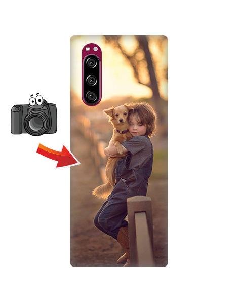 кейс със снимка за Sony Xperia 5