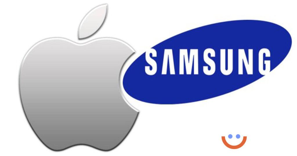 Apple е платила близо 950 милиона щатски долара компенсации на Samsung