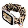 дамска каишка за apple watch 38mm леопард 2