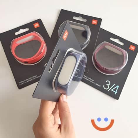 оригинална силиконова каишка за смарт гривна Xiaomi Mi Band 4