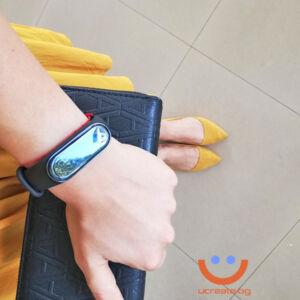фитнес гривна Xiaomi Mi Band 4 дизайн