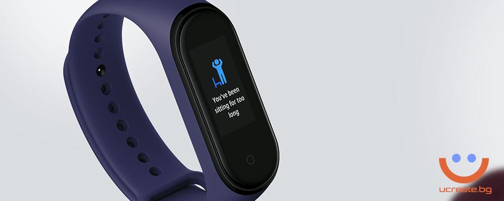 фитнес гривна Xiaomi Mi Band 4 раздвижите се