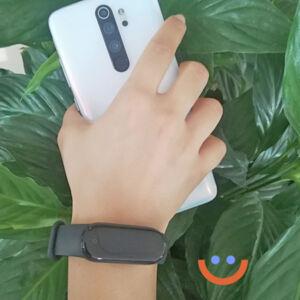 фитнес гривна Xiaomi Mi Band 5 дизайн ucreate