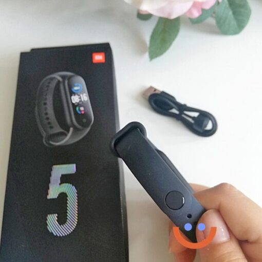 фитнес гривна Xiaomi Mi Band 5 каишка