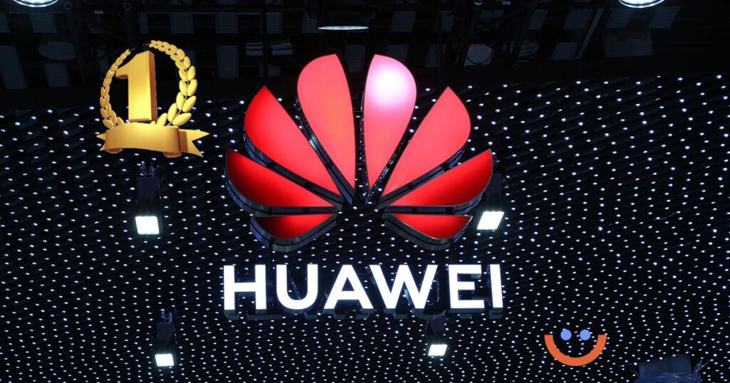 Huawei за първи път задмина Apple в глобалния пазар на смартфони