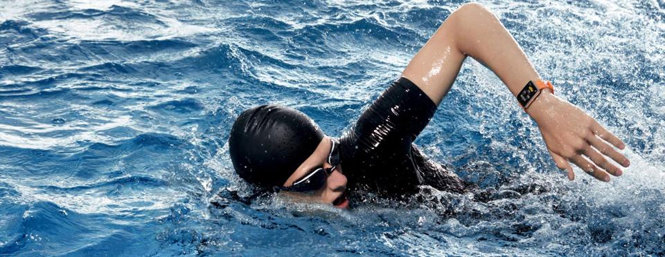 дамски март часовник Huawei Watch Fit плуване