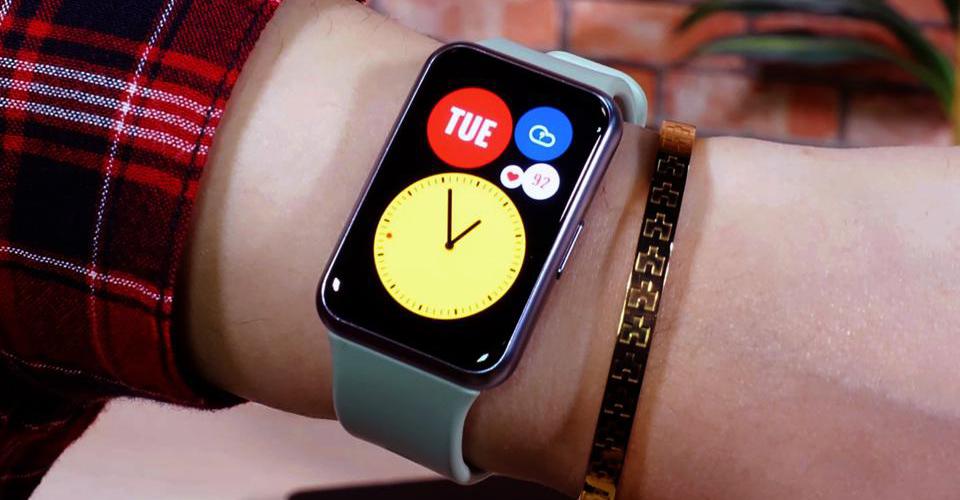 дамски март часовник Huawei Watch Fit ucreate