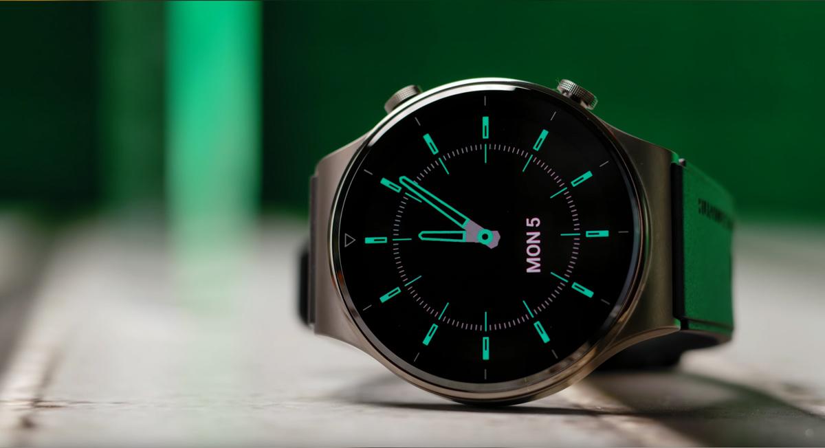 дамски март часовник Huawei Watch GT 2 Pro