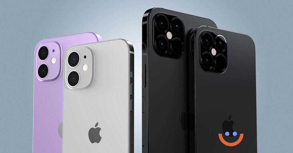 имената от Apple iPhone 12 серията станаха известни още преди премиерата