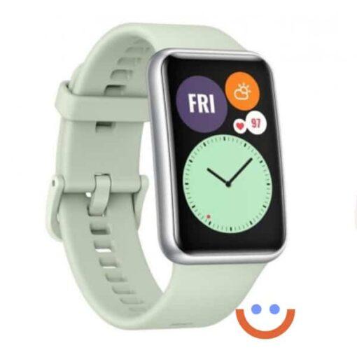 смарт часовник Huawei Watch Fit лайм