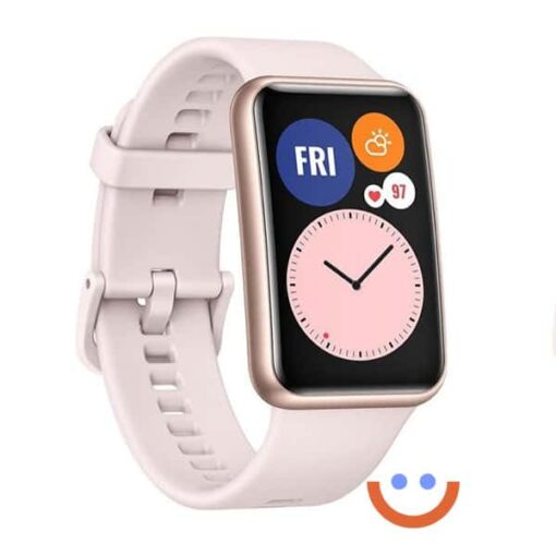 смарт часовник Huawei Watch Fit розов