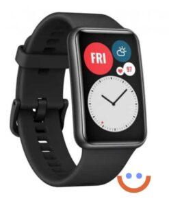 смарт часовник Huawei Watch Fit черен