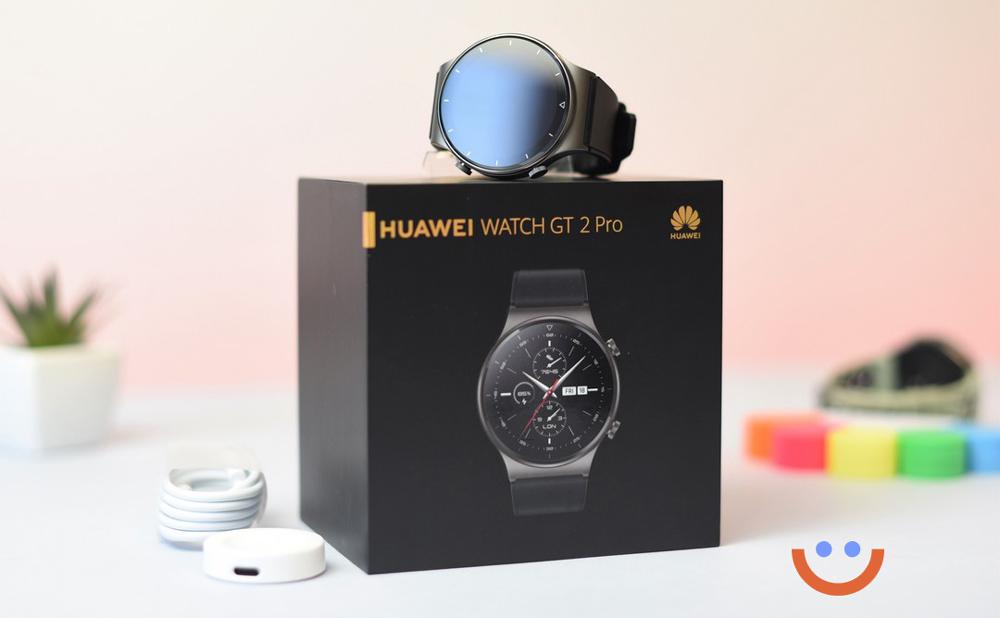 смарт часовник Huawei Watch GT 2 Pro цена
