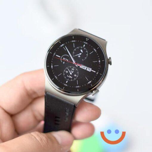 смарт часовник Huawei Watch GT 2 Pro Black