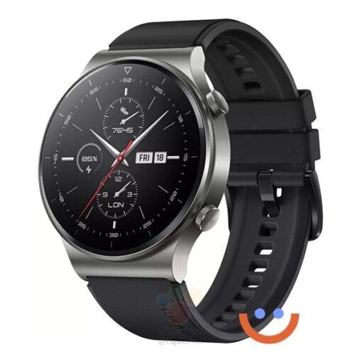 смарт часовник Huawei Watch GT 2 Pro Night Black