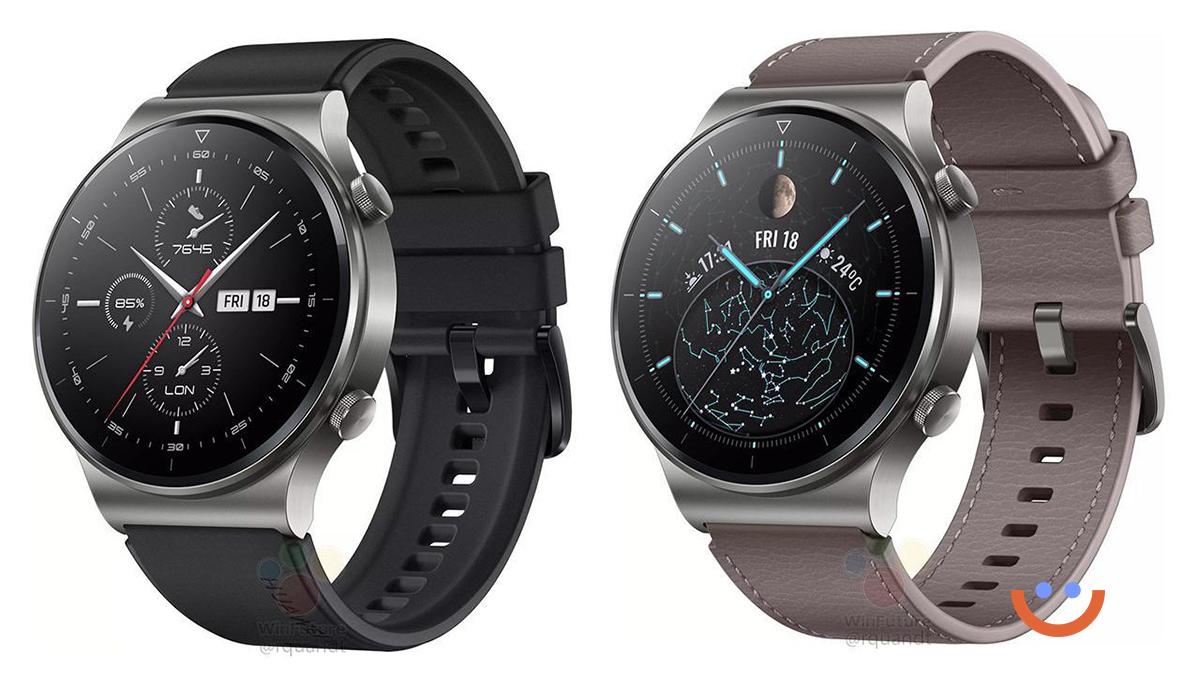 смарт часовник Huawei Watch GT 2 Pro