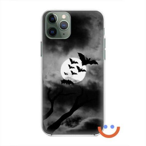 калъф за телефон за хeлоуин bats