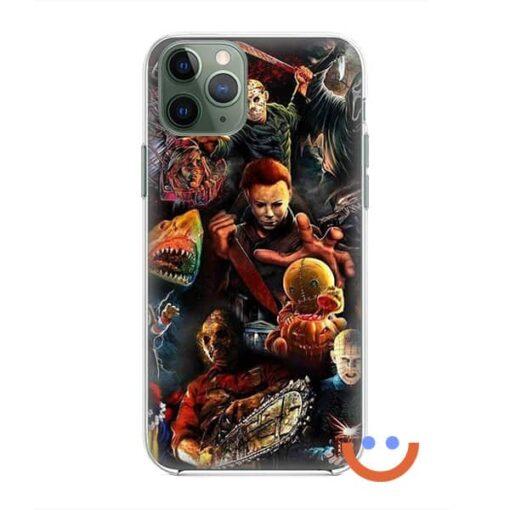 калъф за телефон за хeлоуин creepy movies