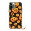 калъф за телефон за хeлоуин funny pumpkins4