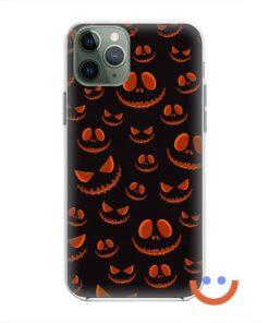 калъф за телефон за хeлоуин funny pumpkins5
