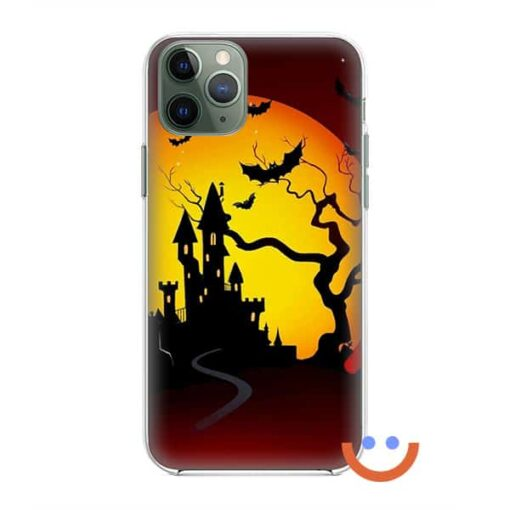 калъф за телефон за хeлоуин ghost house