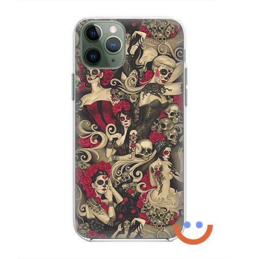 калъф за телефон за хeлоуин mexico