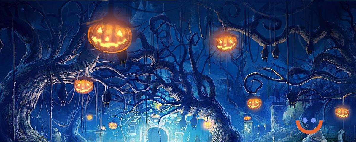 кейс за Halloween от ucreate