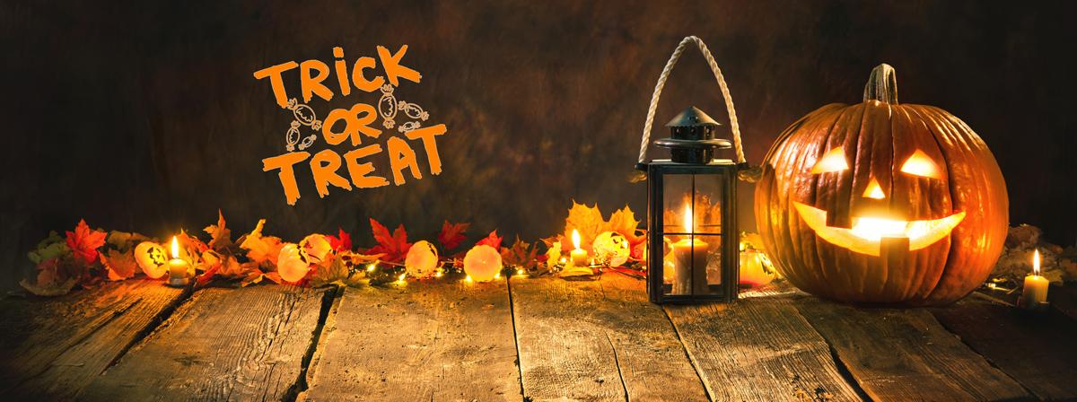 кейс за Halloween Trick or Treat