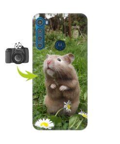 кейс със снимка за Motorola One Fusion+