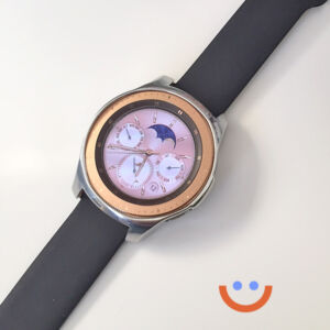 протектор за смарт часовник Samsung Galaxy Watch 3 сребрист ucreate