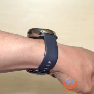 протектор за смарт часовник Samsung Galaxy Watch Active 2 цена сребристо